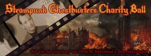 Steampunk Ghostbusters Charity Ball 3