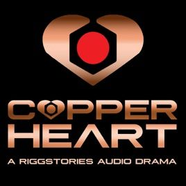 Copperheart Logo